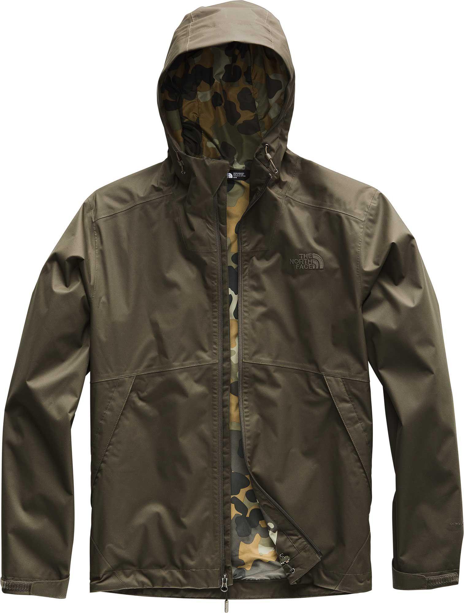 cfbebe5c44222 The North Face Men's Millerton Rain Jacket | Products | Mens rain ...