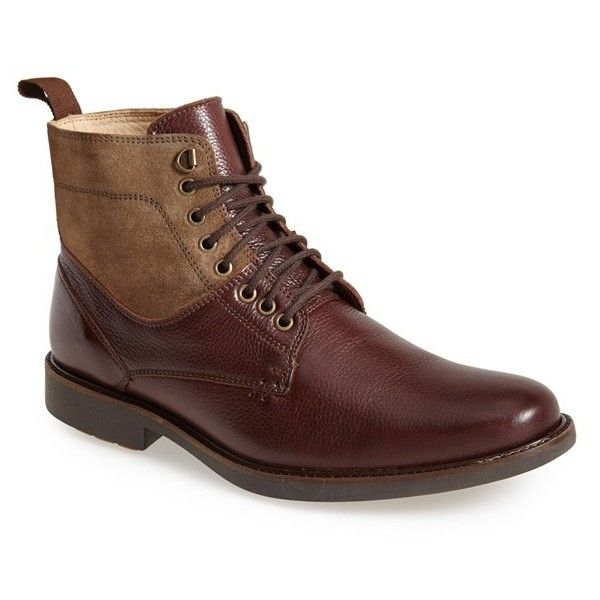 Men's Anatomic & Co. 'Alto' Boot (€135) ❤ liked on Polyvore