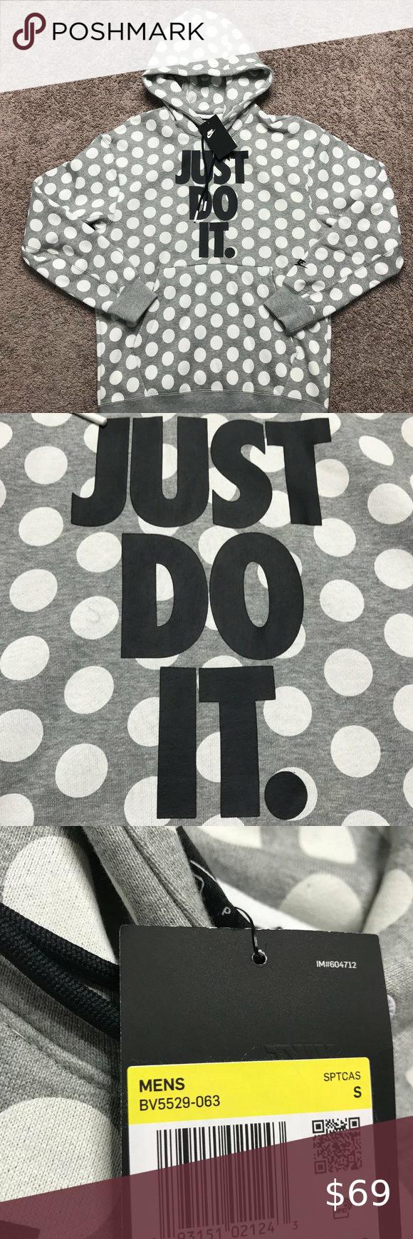 Nike Sportswear Nsw Just Do It Polka Dot Pullover Nike Sportswear Nsw Just Do It Jdi Polka Dot Pullover Hoodie Size Men Nike Sportswear Sportswear Polka Dots [ 1740 x 580 Pixel ]