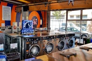 Brain Wash Laundromat Revamped With New Dexter Laundry Equipment