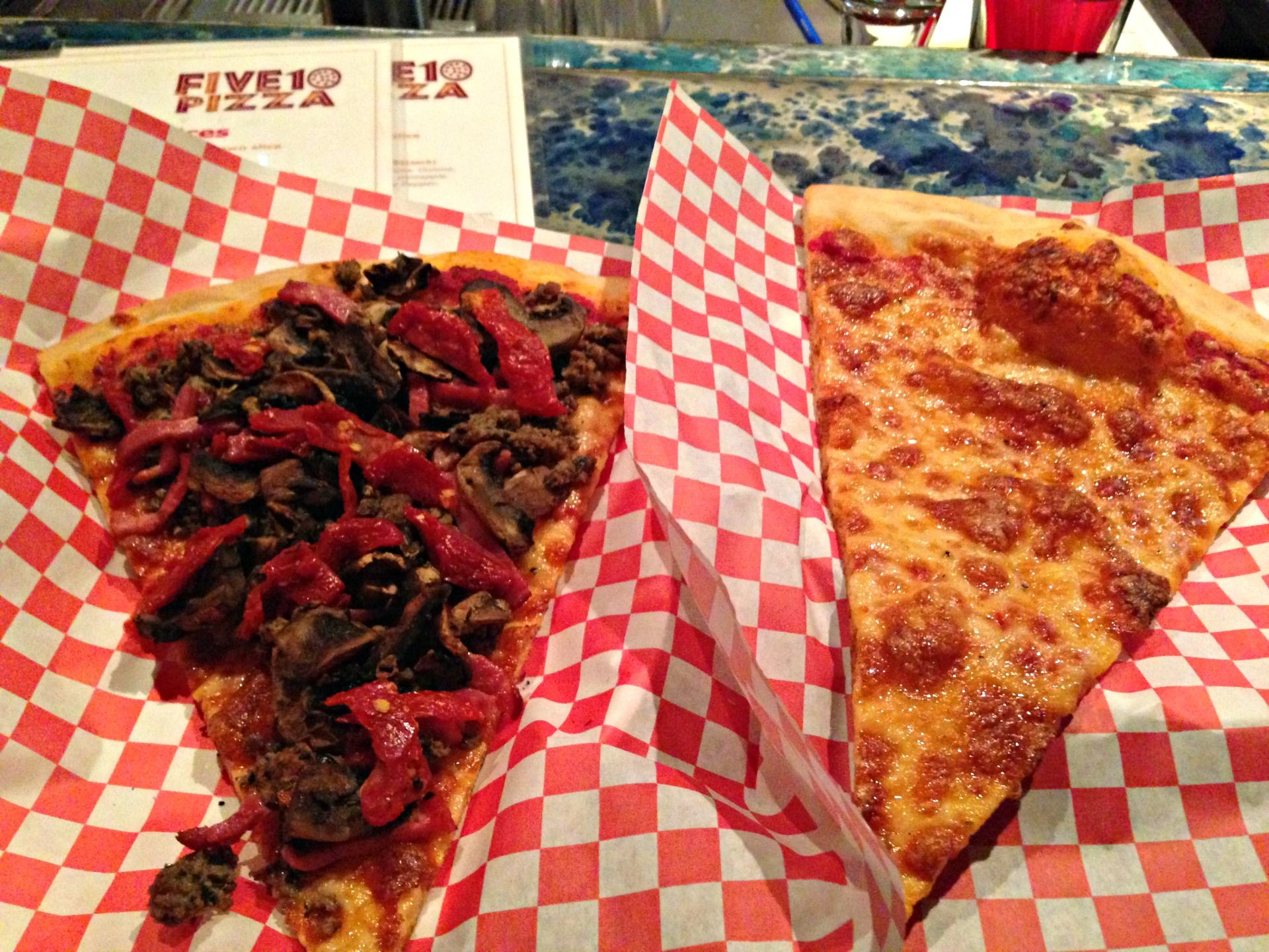 Guide To 5 Favorite Spots For Pizza By The Slice In Berkeley And