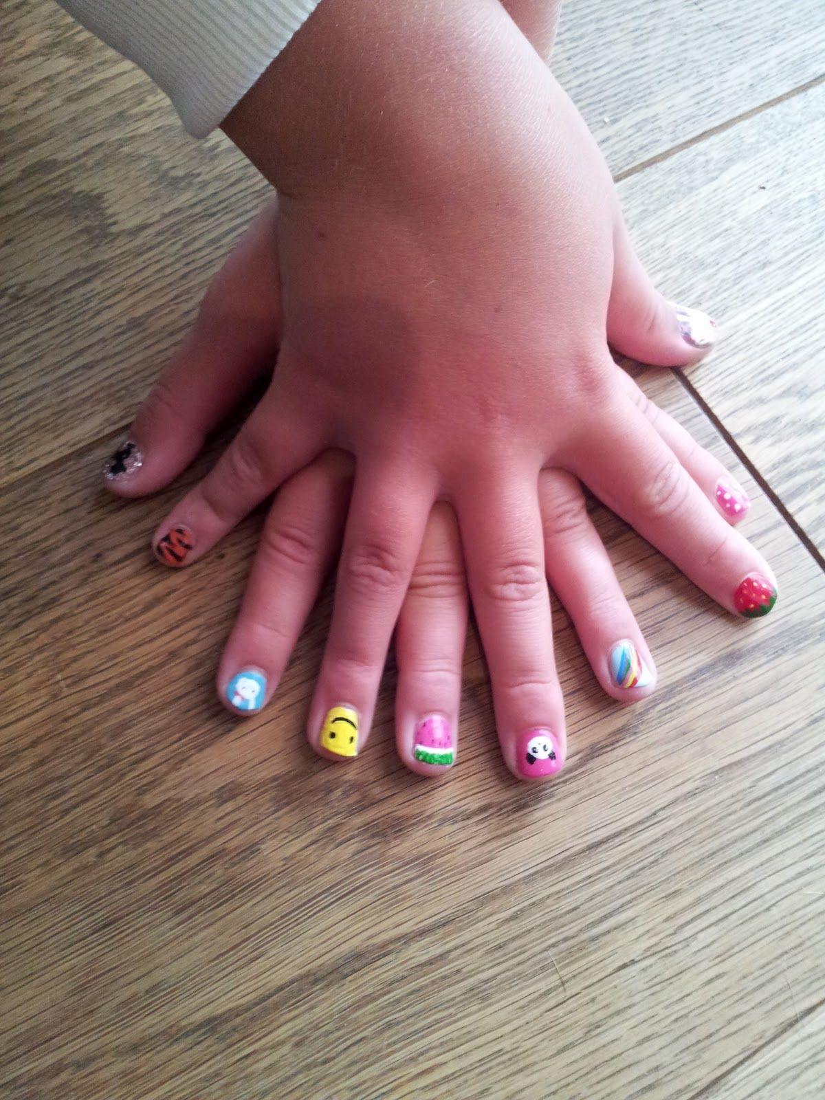 For kids   Nail art <3   Pinterest