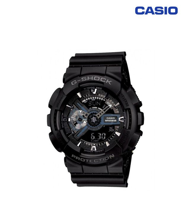Casio G Shock Ga 110 1b G317 Men S Watch Casio G Shock Watches G Shock Watches Mens Casio G Shock