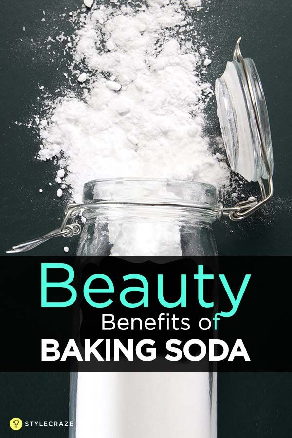 20 Beauty Benefits Of Baking Soda you Must Know! is part of Baking soda benefits - Do you know that baking soda has plenty of beauty applications apart from cooking & cleaning  If no, read on beauty benefits of baking soda you didn't know