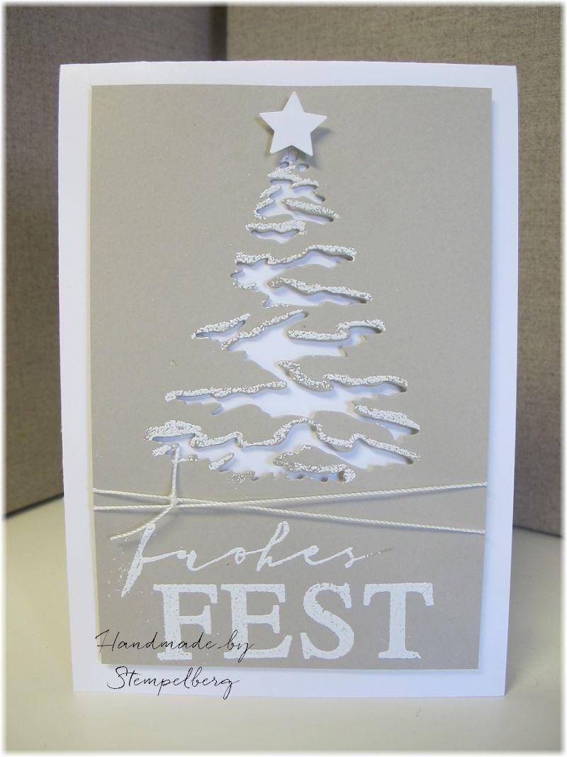 stempelberg sch ne sachen aus papier art weihnachten karten karten karten basteln. Black Bedroom Furniture Sets. Home Design Ideas