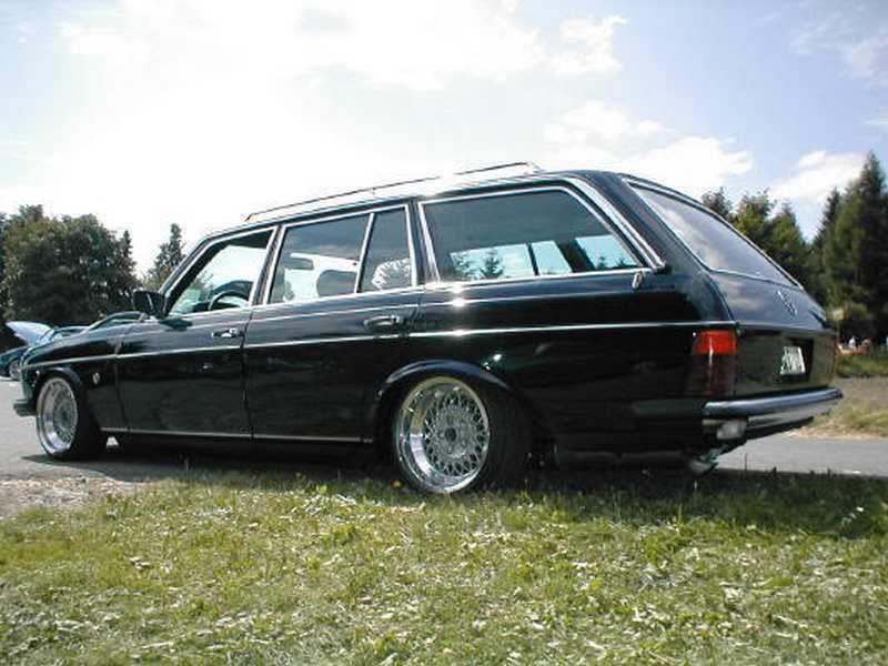 W123 Caravan Europe Is A State Of Mind Pinterest Mercedes Benz
