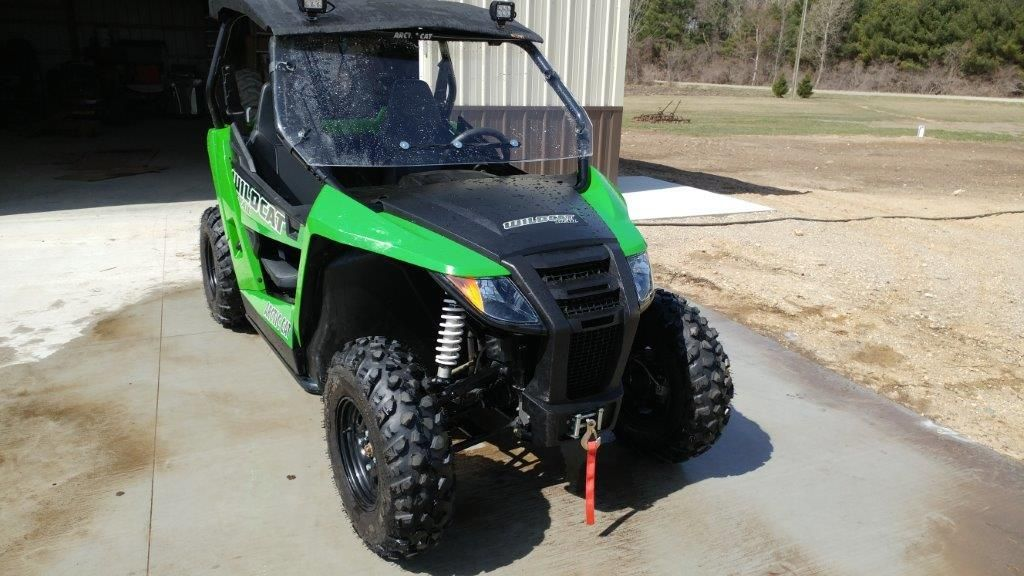 Used 2015 Arctic Cat WILDCAT TRAIL ATVs For Sale in