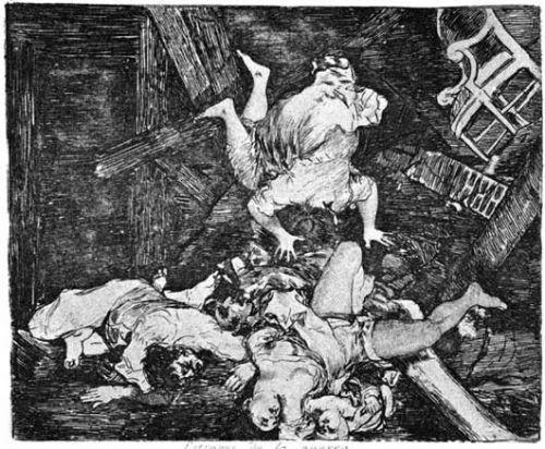 Francisco Goya. Disasters of War.