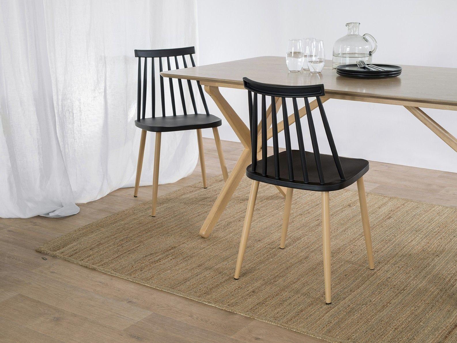 Flynn Dining Chair Modern Dining Room Set Modern Dining