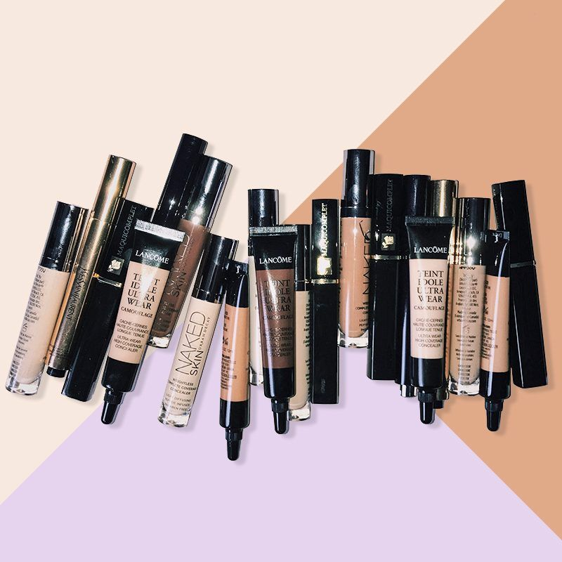 Beauty Blender Or Brush For Full Coverage: Swatch Off: The Best Concealers