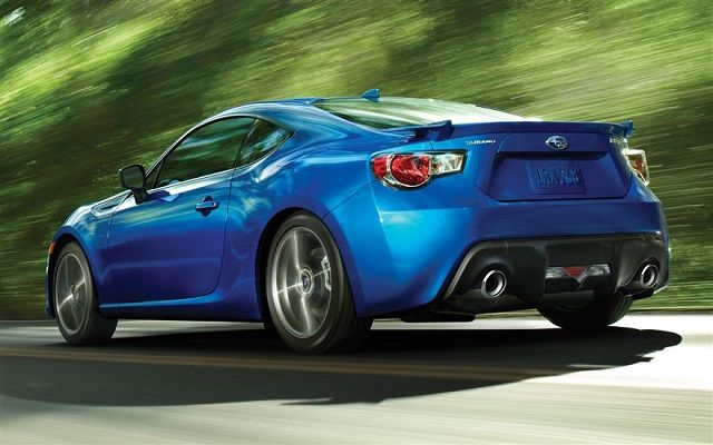 New Subaru Brz Limited Hyper Blue Autocarwiki