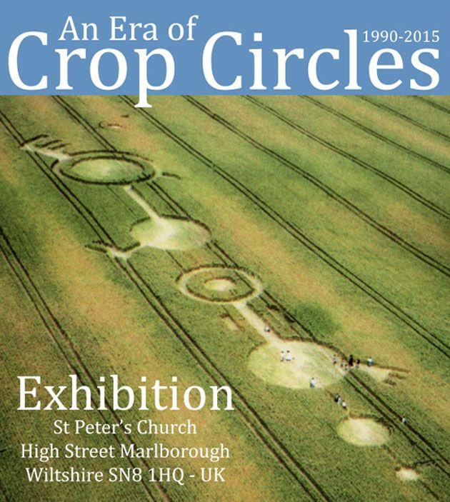 Kornkreis-Ausstellung 2015 in Wiltshire erfolgreich beendet . . . http://www.grenzwissenschaft-aktuell.de/kornkreis-ausstellung-erfolgreich-beendet20150915