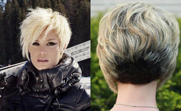 Tagli di capelli 2015 corti