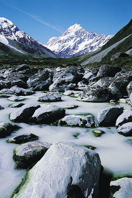 Trek though Fox Glacier in New Zealand #JetsetterCurator