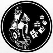 NIKOLAUS EN MOTOCICLETA, FOTOS DE MOTOCICLETA, CAMISA   Camiseta de tirantes premium para mujer-#camisa #camiseta #fotos #motocicleta #nikolaus #tirantes #nikolausgeschenkmann