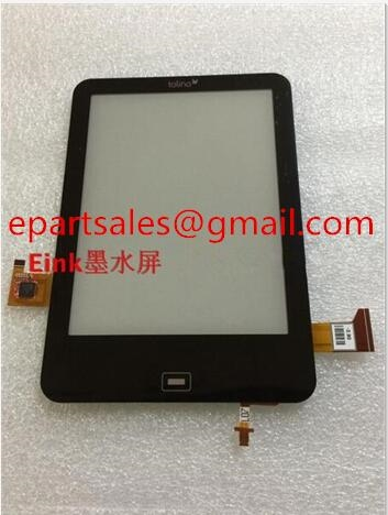 """66.00$  Buy here - http://alidi5.worldwells.pw/go.php?t=32776759232 - """"Free shipping New 6"""""""" ED060XH5 e-ink touch+ Backlit Screen For tolino shine 6"""""""" Reader Ebook Display"""""""