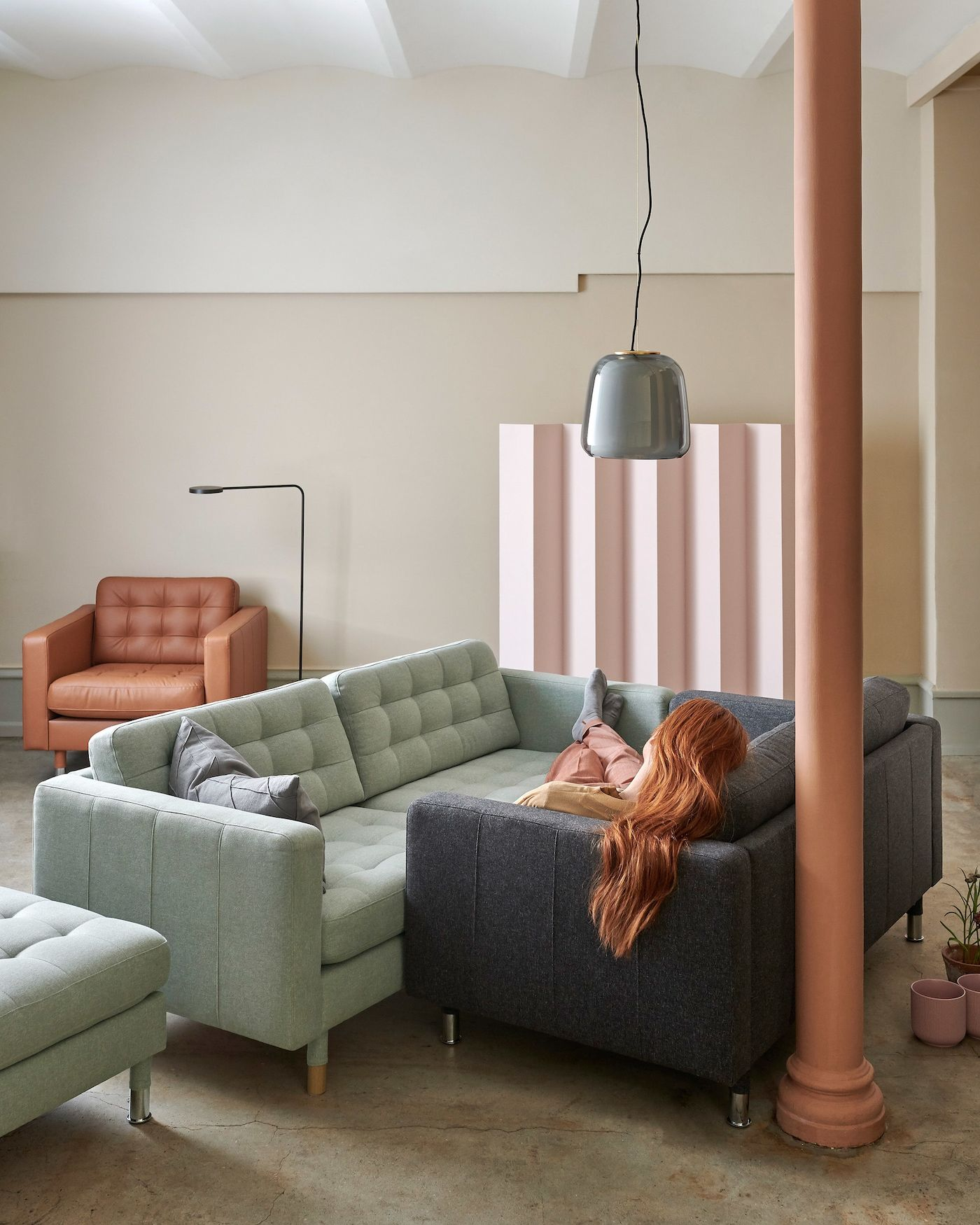 Forny stua di Ikea stue, Møbler og Ikea