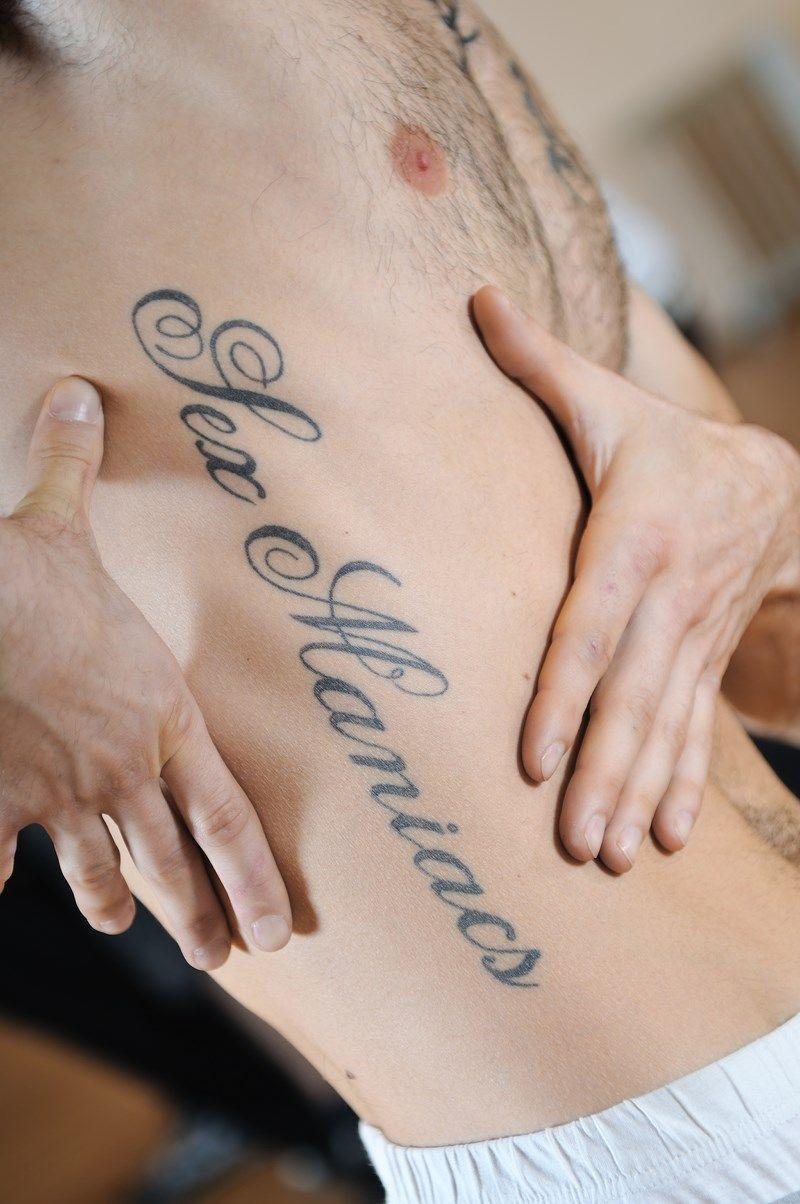 Ecriture tatouage tatouages pinterest police - Police ecriture tatouage ...