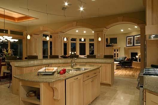 arches Kitchens Pinterest Granite, Kitchens and Marbles
