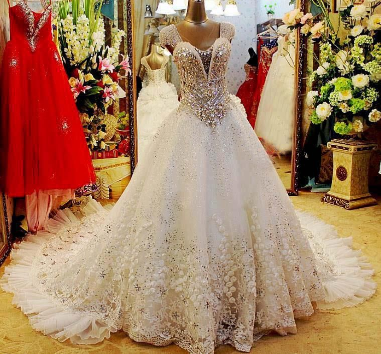 Wedding Dress Shopping Tips Bride Inspire Nigerian Bridal Dresses Styles Pictures