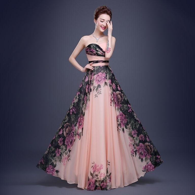 76 Marvelous & Stunning Evening Dresses 2017 | Vestido largo ...