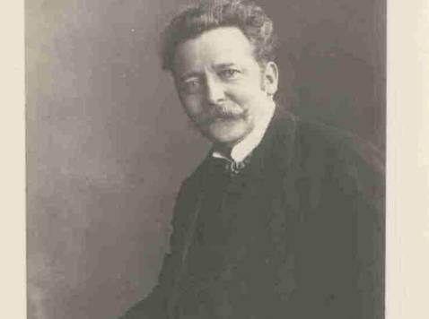 Bernhard Stavenhagen (24/11/1862 - 25/12/1914)
