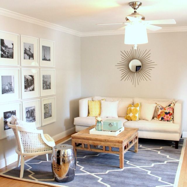 Most Popular Paint Colors, Living Room Color