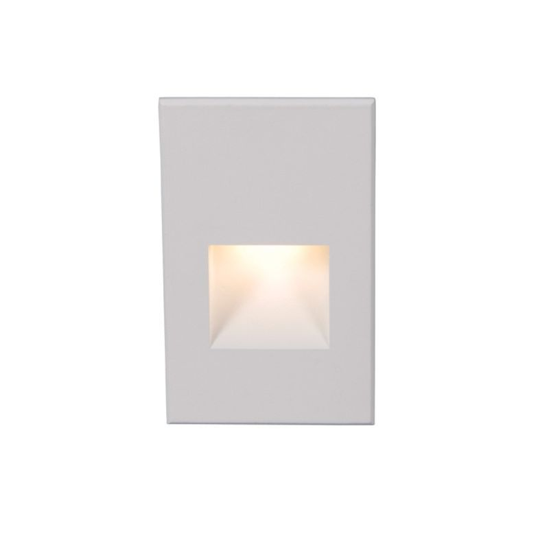 Wac Lighting Wl Led200 C Bn Brushed Nickel Ledme 5 Tall Led Step And Wall Light With Clear Lens 120 Volt Step Lighting Wac Lighting Led Step Lights