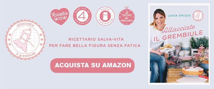 Photo of Amazon.it: Allacciate il grembiule – Luisa Orizio – Libri