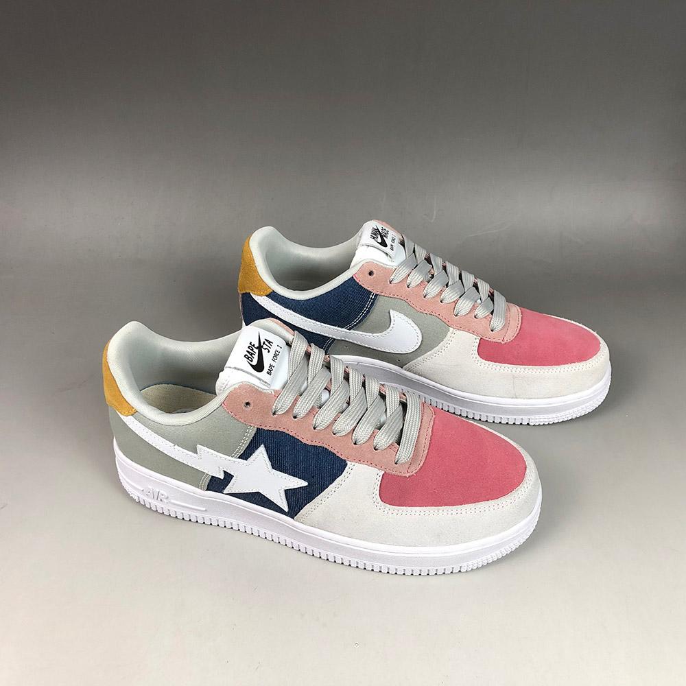 Bape Sta x Nike Air Force 1 | Nike air
