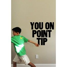 Blik Wall Decal You On Point Tip All The Time Phife Rap Song Lyrics Rap Songs Catch Phrase