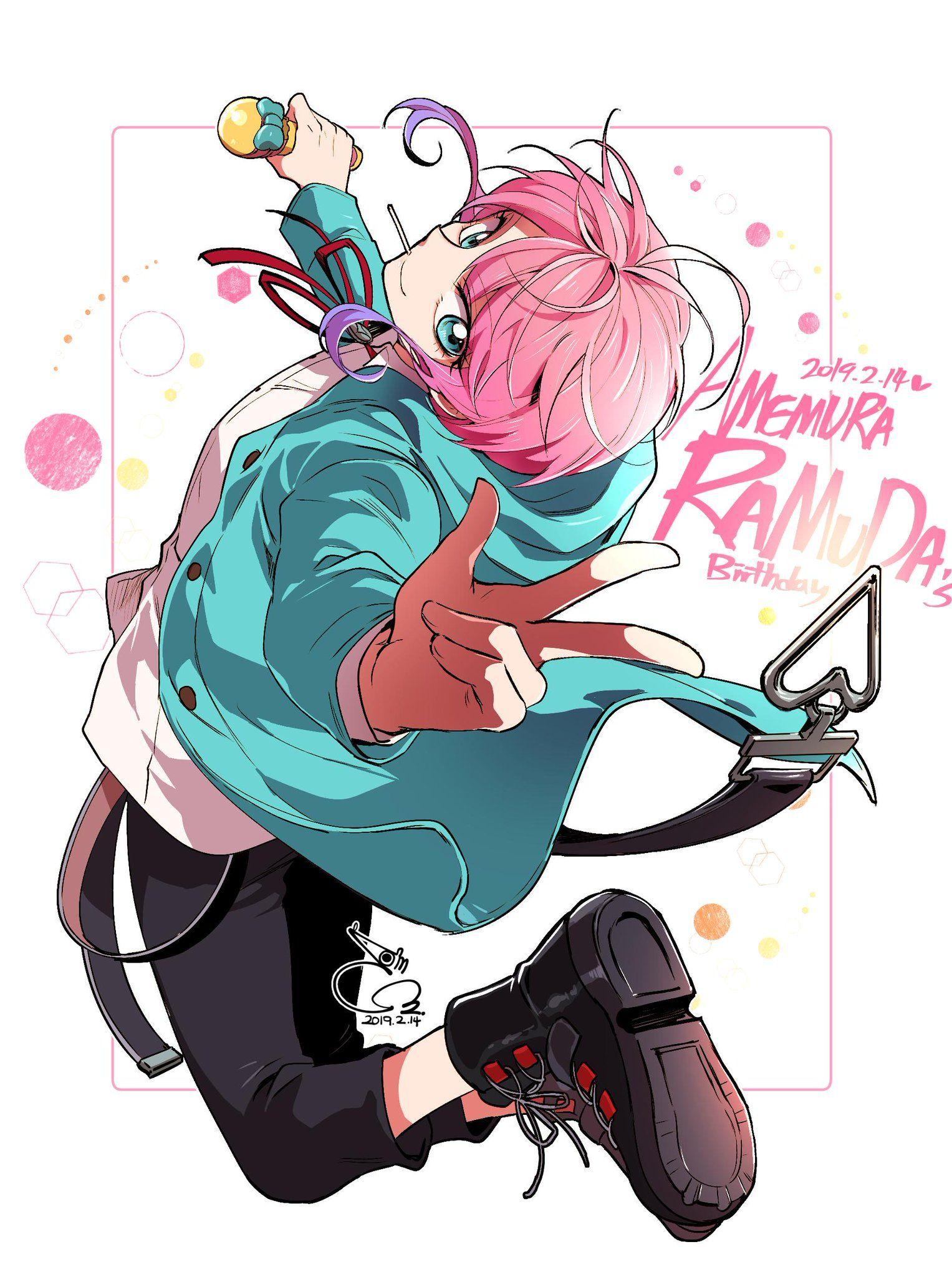 Pin by joud on amemura ramuda anime boy anime rap battle