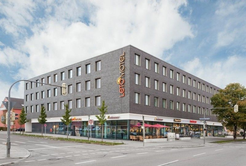Letomotel Muenchen City Ost Munich Hotels Munich City Park 24