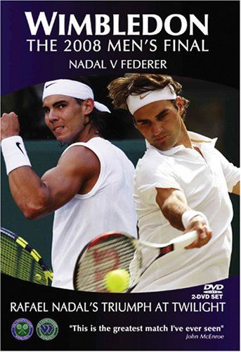 Santas Tools and Toys Workshop: DVD: Wimbledon - The 2008 Finals: Nadal vs. Federer / Widescreen