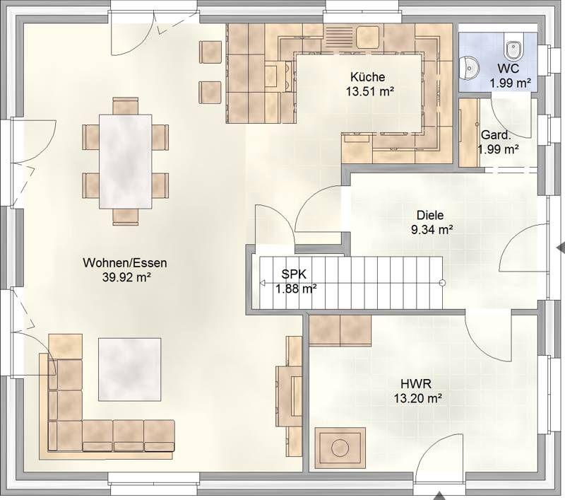 FAM 149 das Landhaus mit fast 150 qm Wohnfläche Blohm GmbH