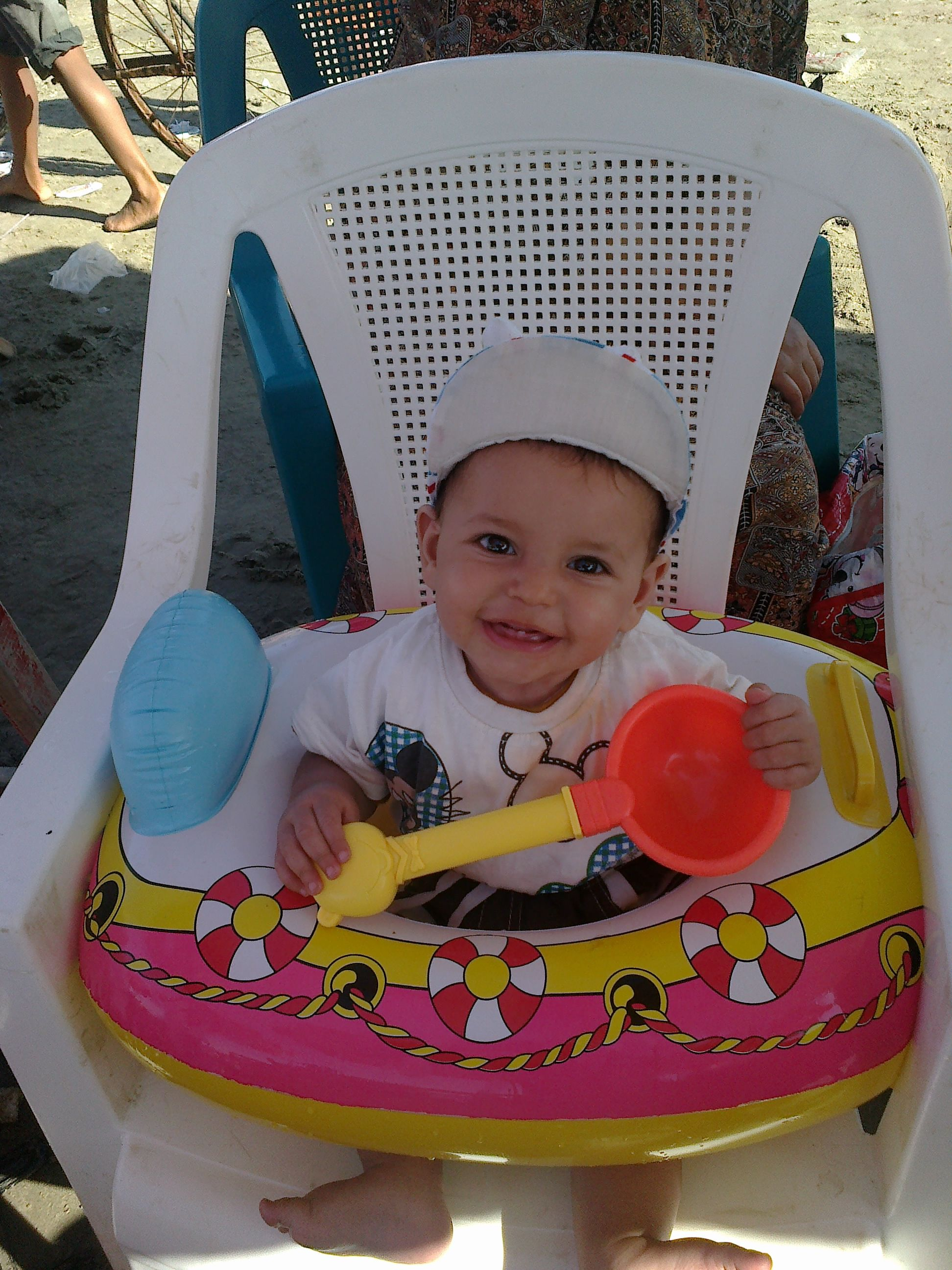 my son pic