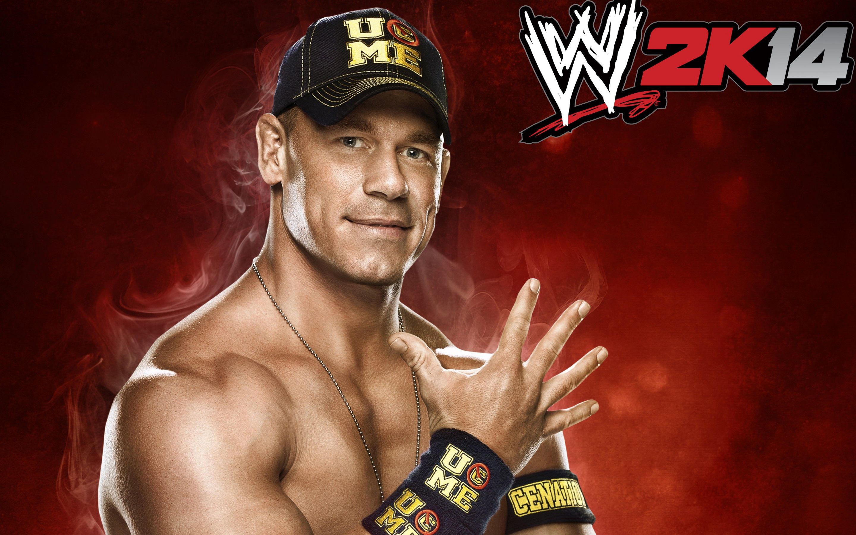 WWE Royal Rumble 2015 John Cena HD Wallpapers
