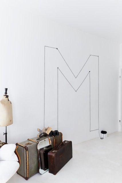 Wohnen mit M I Wohnzimmer I Schneiderpuppe I Vintage I Antik I - wohnzimmer dekorieren schwarz
