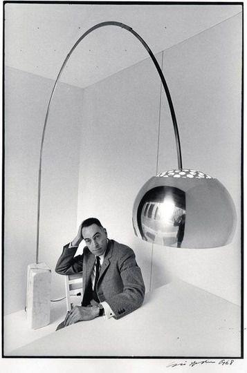 Modern Classics The Arco Lamp Arco Floor Lamp Arco Lamps Lamp Design