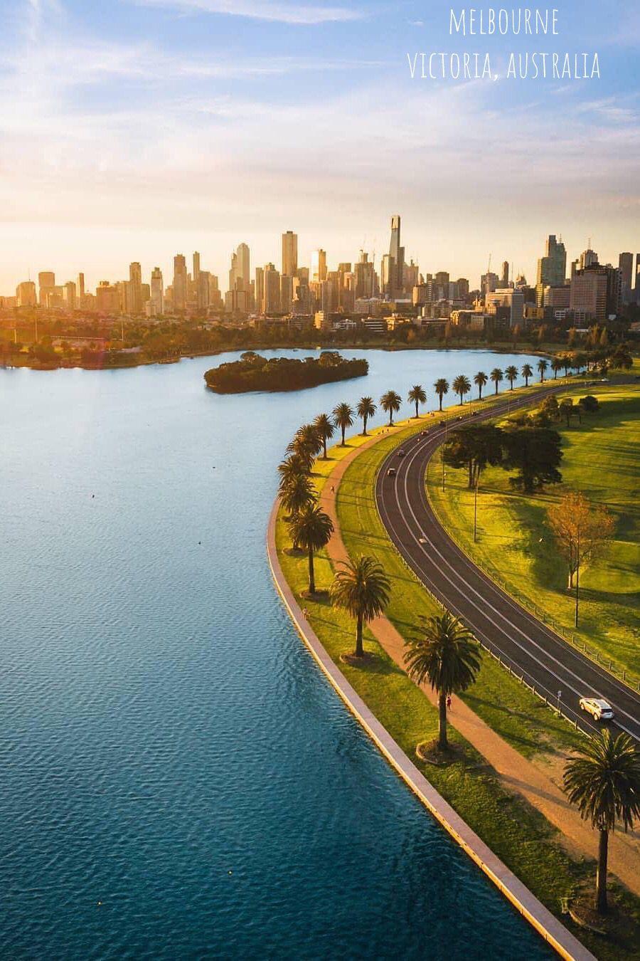 Melbourne In Victoria Australia Australia Australia Travel Visit Melbourne