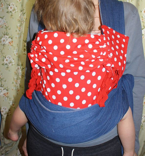 Babywearing – A DIY Mei Tai Pattern with Padded to Wrap Straps ...