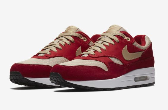 new arrival 7d7b3 b55fd Coming Soon  atmos x Nike Air Max 1 Red Curry Nike and atmos will be