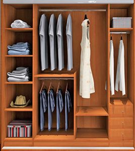 Wooden Wardrobe Closet   Google Search | Wooden Wardrobe | Pinterest | Wooden  Wardrobe Closet, Wooden Wardrobe And Organizing