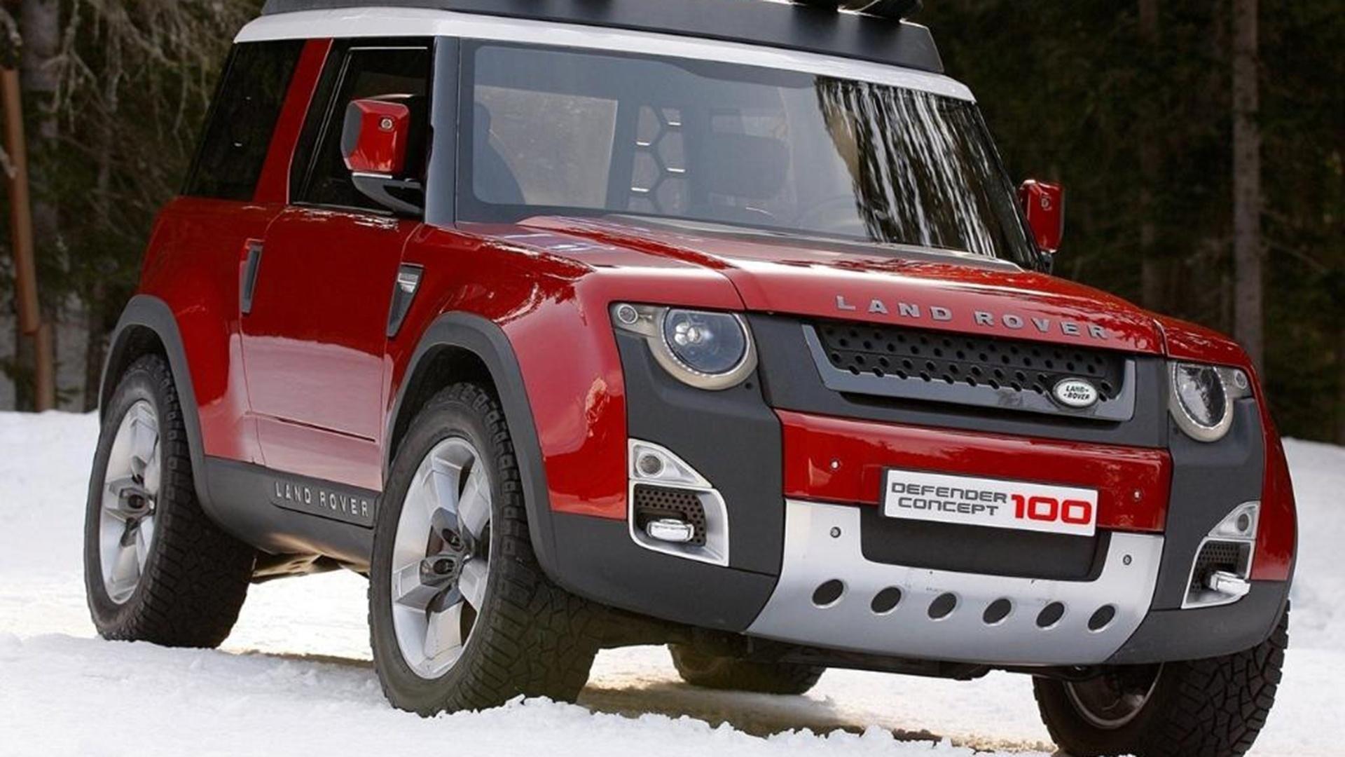 O que já sabemos sobre o Land Rover Defender 2020 Land