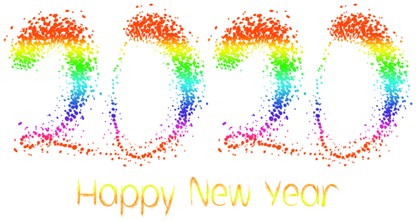 2020 Happy New Year PNG Clipart Image Happy new year png