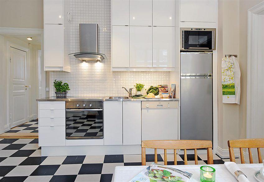 decorar cocinas pequeñas - Buscar con Google | Diseño de cocinas ...