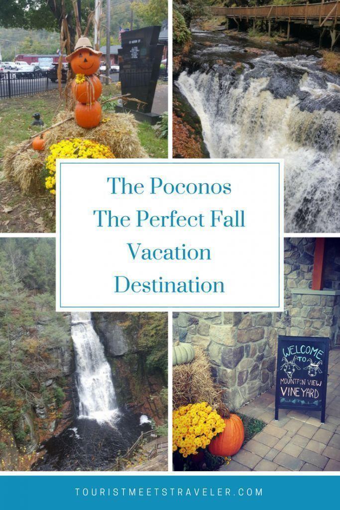 The Poconos: The Perfect Fall Vacation Destination