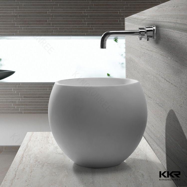 Round Toilet Countertop Hand Wash Basins Shenzhen - Buy Toilet ...