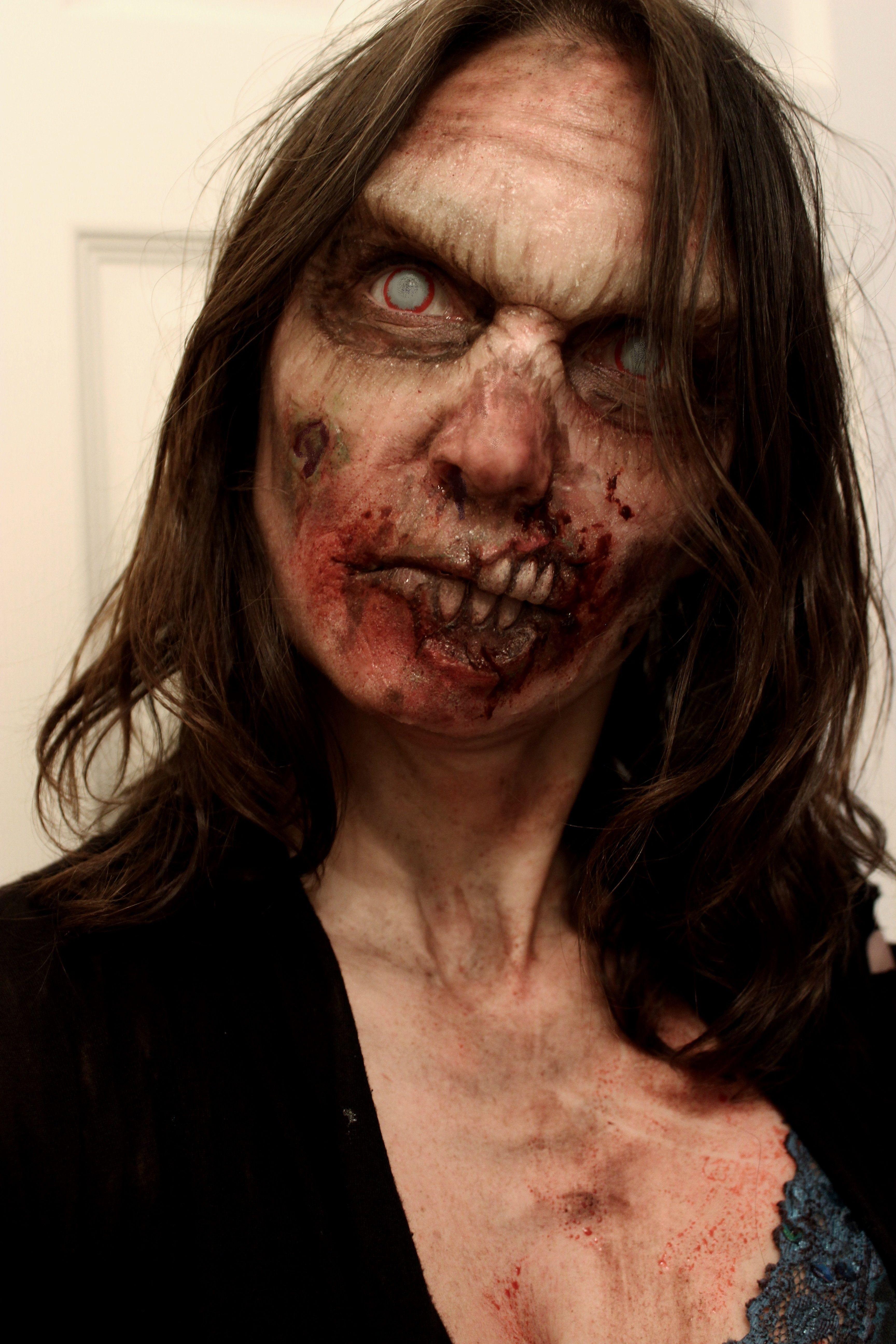 100+ [ Zombie Halloween Makeup Ideas ] | Victorian Vampire ...