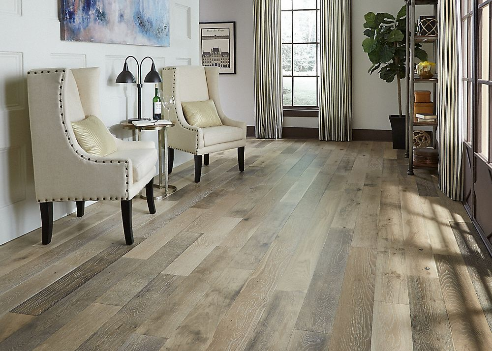 Virginia Mill Works Engineered Vintage French Oak